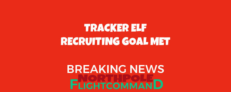 Tracker Elves Number More than 40 Million