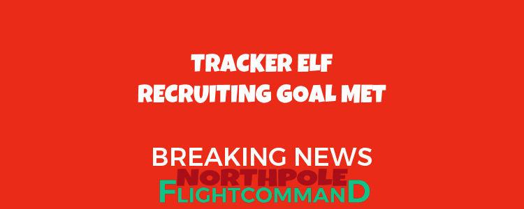 Tracker Elves Number More than 40 Million
