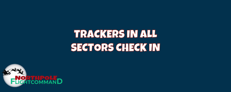 All Trackers Check In