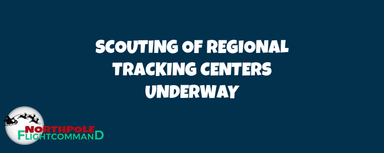 Regional Tracking Centers