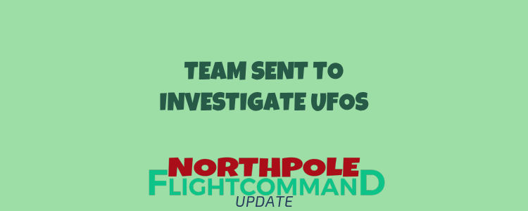 UFOs Reported